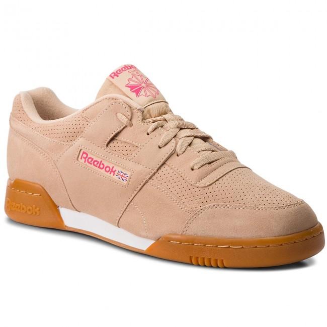 Shoes Reebok - Workout Plus Mu CN5195 Sahara Twisted Pink White ... c751151f7