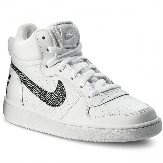 NIKE COURT BOROUGH MID GS 839977 105
