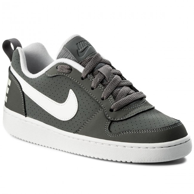 d11878eefa1 Shoes NIKE - Court Borough Low (GS) 839985 002 Cool Grey White ...