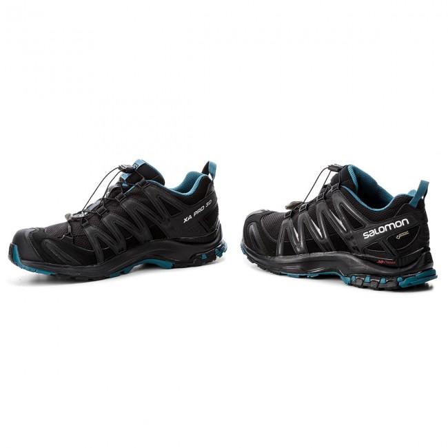 8e81a3854478 Shoes SALOMON - Xa Pro 3D Gtx Nocturne GORE-TEX 404745 30 V0 Black ...