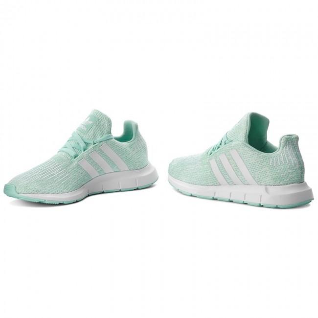 fc2f4a8a3eec0 Shoes adidas - Swift Run J B37119 Clemin Ftwwht Aergrn - Sneakers ...
