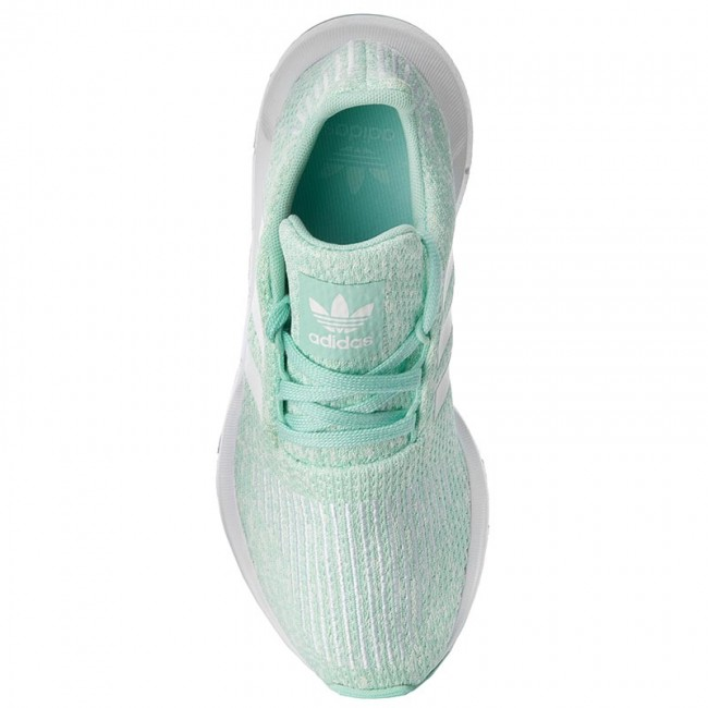 f0012225d Shoes adidas - Swift Run J B37119 Clemin Ftwwht Aergrn - Sneakers - Low  shoes - Women s shoes - www.efootwear.eu
