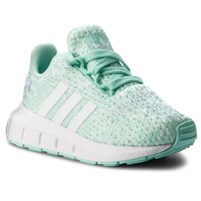 dcbff7dea7248 Shoes adidas - Swift Run I B37123 Clemin Ftwwht Aerblu - Laced shoes ...