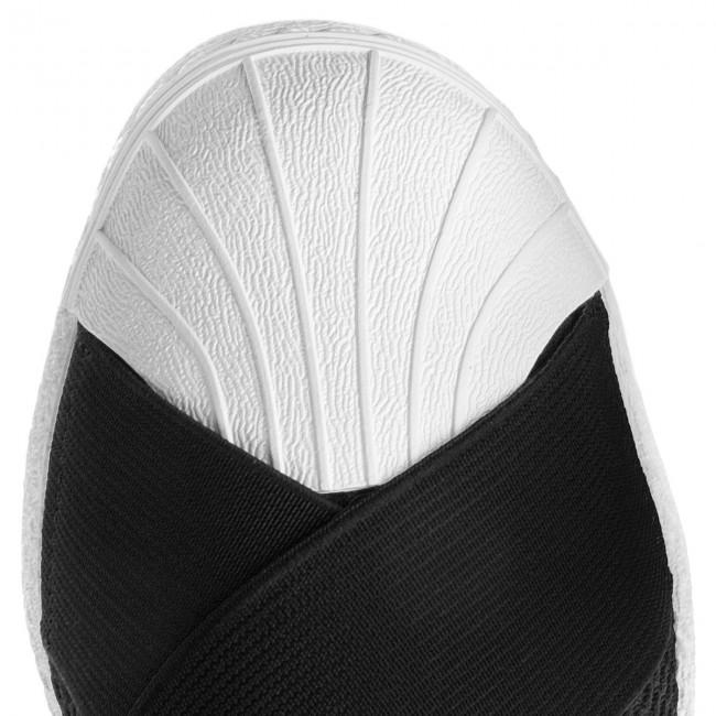 e8d9b3dc1c8bc Shoes adidas - Superstar Slip On W B37193 Cblack Cblack Ftwwht - Sneakers -  Low shoes - Women s shoes - www.efootwear.eu