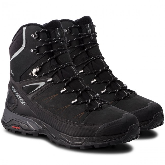 huge discount d72b0 bcfbf Trekker Boots SALOMON - X Ultra Winter Cs Wp 2 404794 31 V0  Black/Phantom/Monument