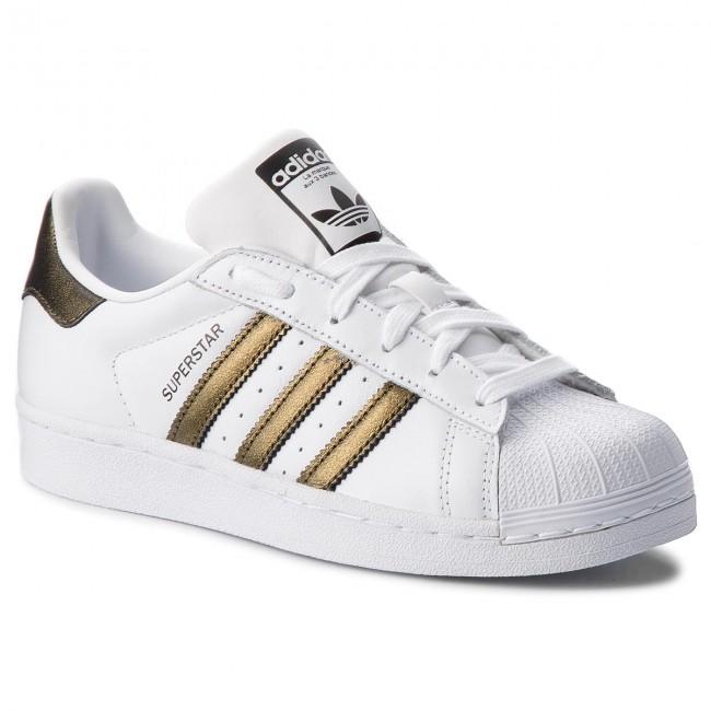 619c2ef075347 Shoes adidas - Superstar W B41513 Ftwwht Cblack Cblack - Sneakers ...