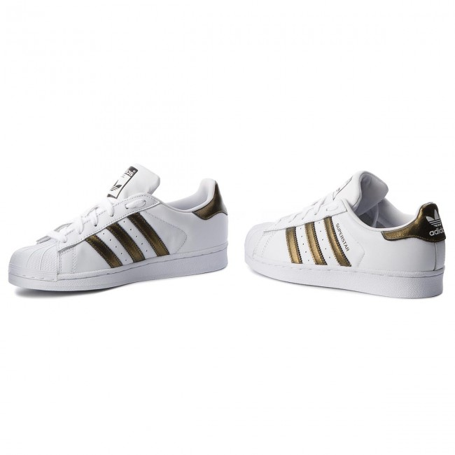 6405883d14 Shoes adidas - Superstar W B41513 Ftwwht/Cblack/Cblack - Sneakers ...