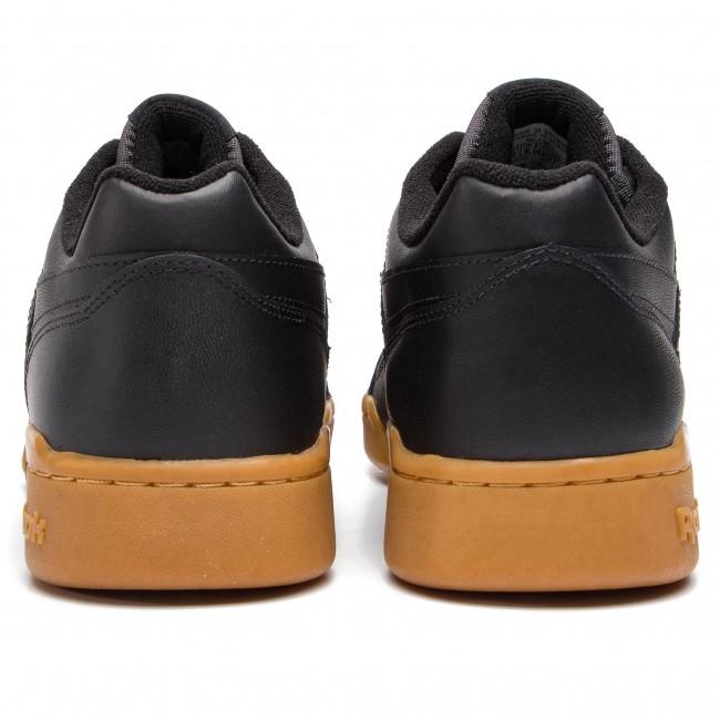 Reebok Schuhe Workout Plus CN2127 BlackCarbonRedRoyal