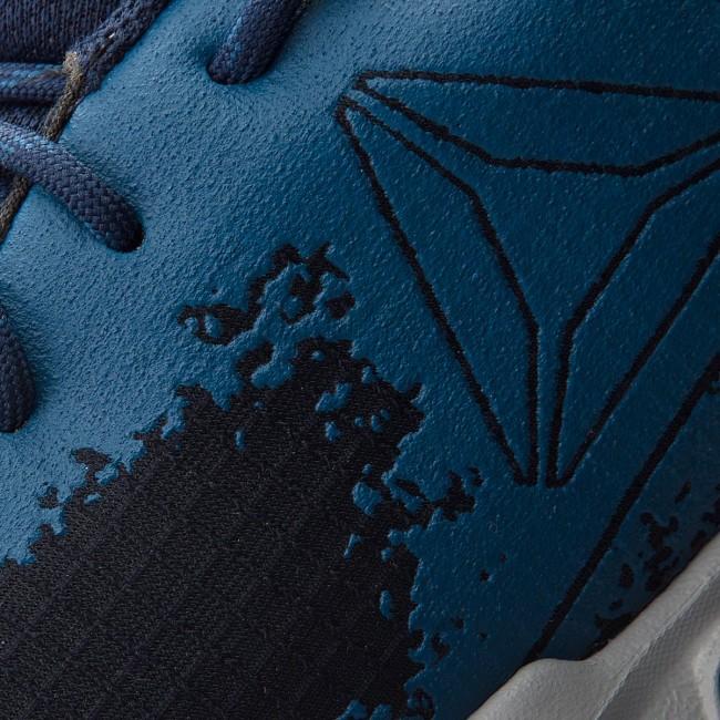 68234d1d3a6 Shoes Reebok - Sawcut GTX 6.0 GORE-TEX CN2396 Navy Blue Green Grey ...