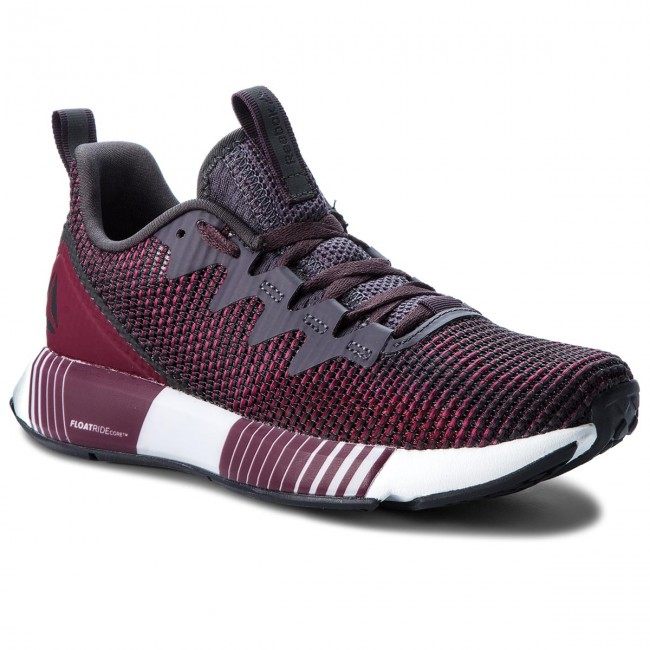Shoes Indoor Reebok - Fusion Flexweave CN2857  Vlcno/Berry/Wine/Coal/Wht - Indoor Shoes - Running shoes - Sports shoes - Women's shoes c71c15