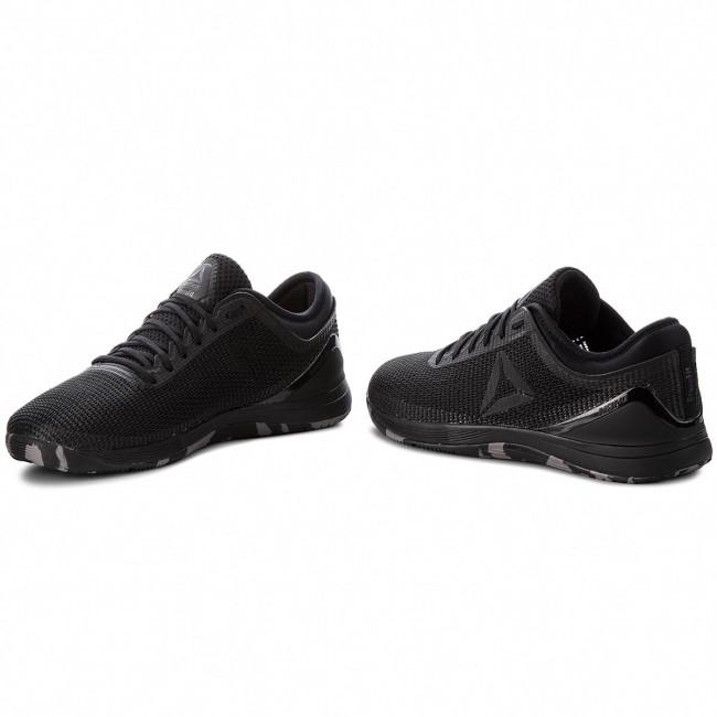784a5eb58d5 Shoes Reebok - Crossfit Nano 8.0 CN2967 Black Shark Red - Fitness ...