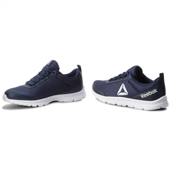 0bd3203593a Shoes Reebok - Speedlux 3.0 CN3473 Navy White - Indoor - Running ...