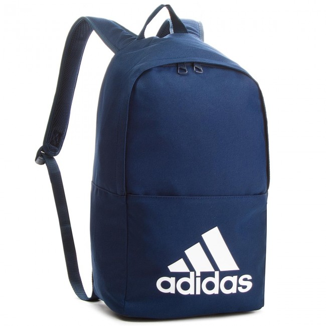 Backpack adidas - Classic Bp DM7677 Conavy Conavy White - Sports ... b2af066ce49ae