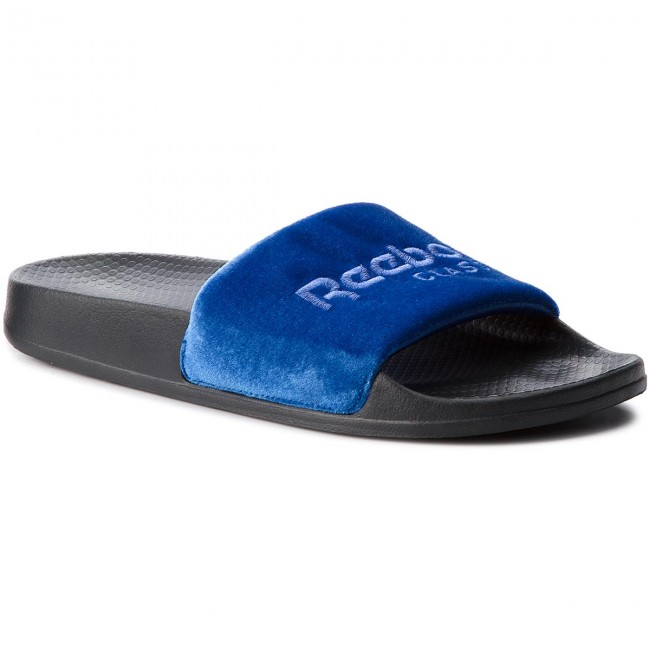 Slides Reebok - Classic Slide CN4190 Coll Royal Blk Blue White ... f4d4de33d