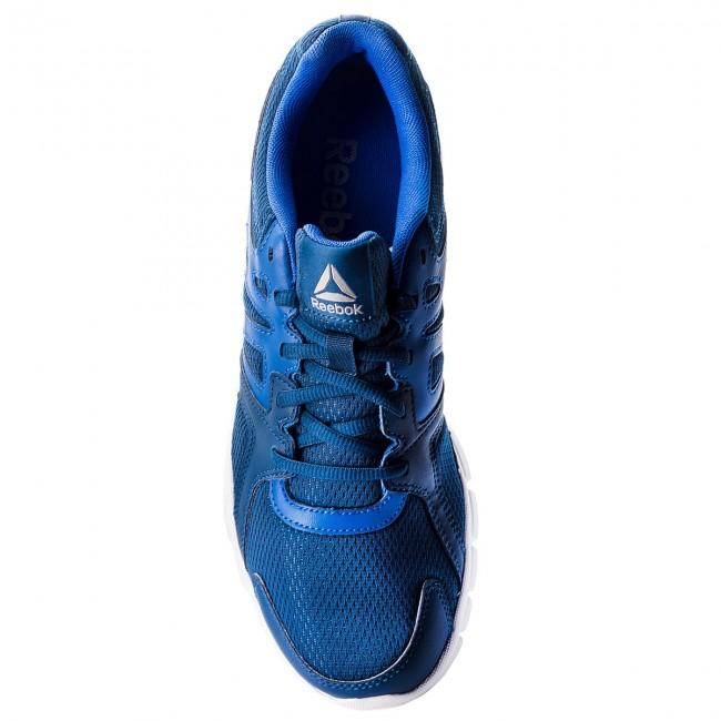 Shoes Reebok - Trainfusion Nine 3.0 CN4717 Blue Vital Blue Pwtr - Indoor - Running  shoes - Sports shoes - Men s shoes - www.efootwear.eu cd2a71675