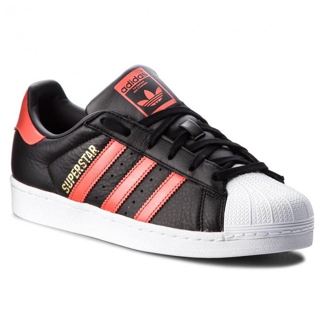 eeb4042ec Shoes adidas - Superstar B41994 Cblack Borang Ftwwht - Sneakers ...