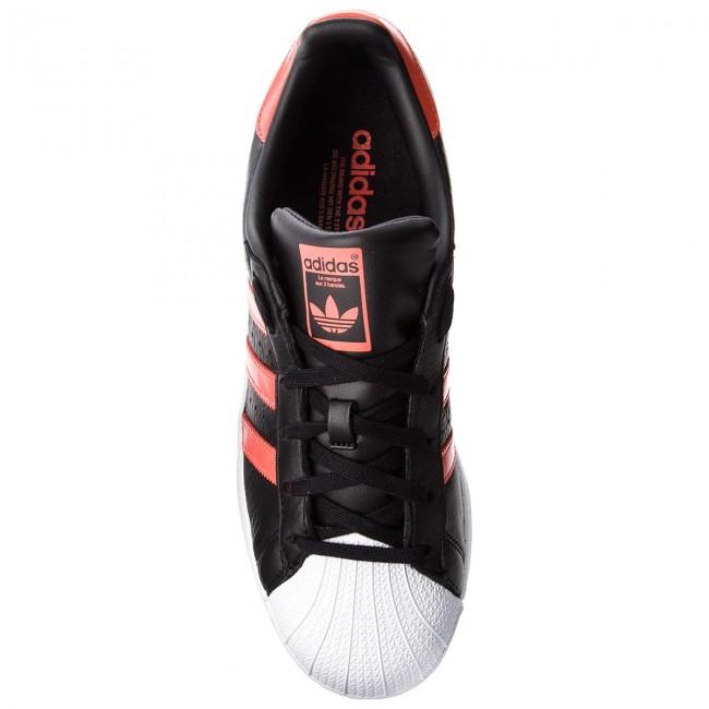 Shoes adidas - Superstar B41994 Cblack Borang Ftwwht - Sneakers - Low shoes  - Men s shoes - www.efootwear.eu f73a8a747f
