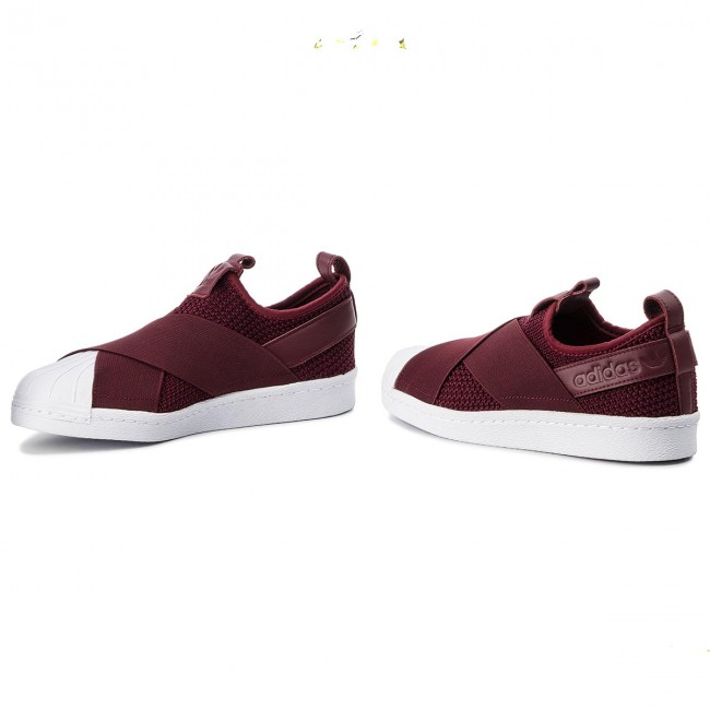Shoes adidas - Superstar Slip On W