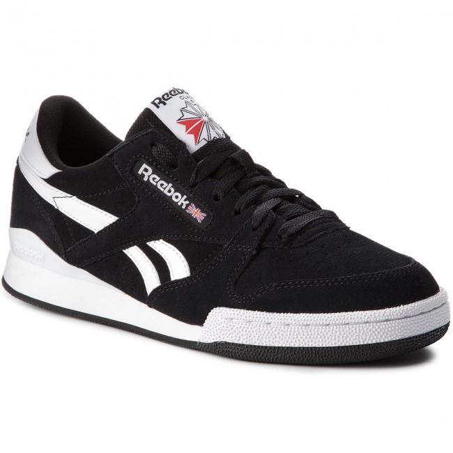 da507a6e931 Shoes Reebok - Phase 1 Pro Mu CN4980 Black White - Sneakers - Low ...