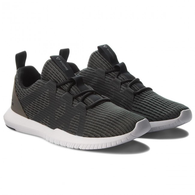 Reebok REAGO PULSE - Sports shoes - cypress/black/porcelain lMuvW2p