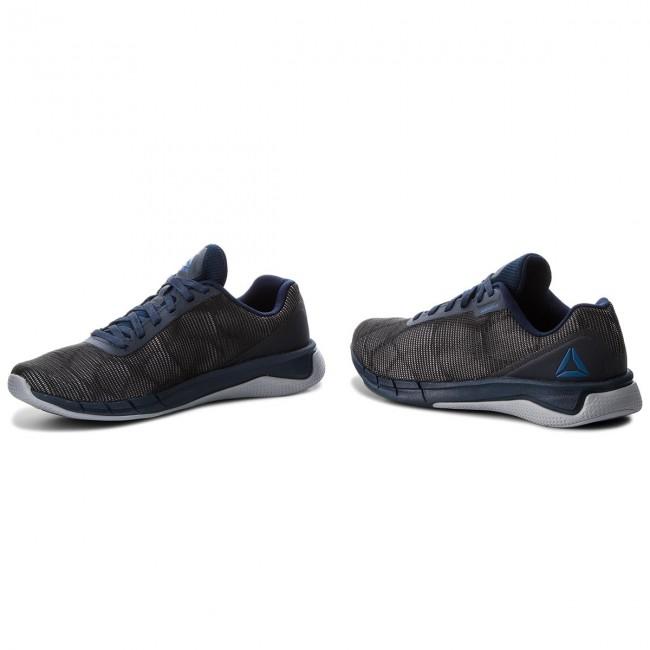 f51e469f98ff4e Shoes Reebok - Fast Flexweave CN5143 Navy Shdw Blue - Indoor ...