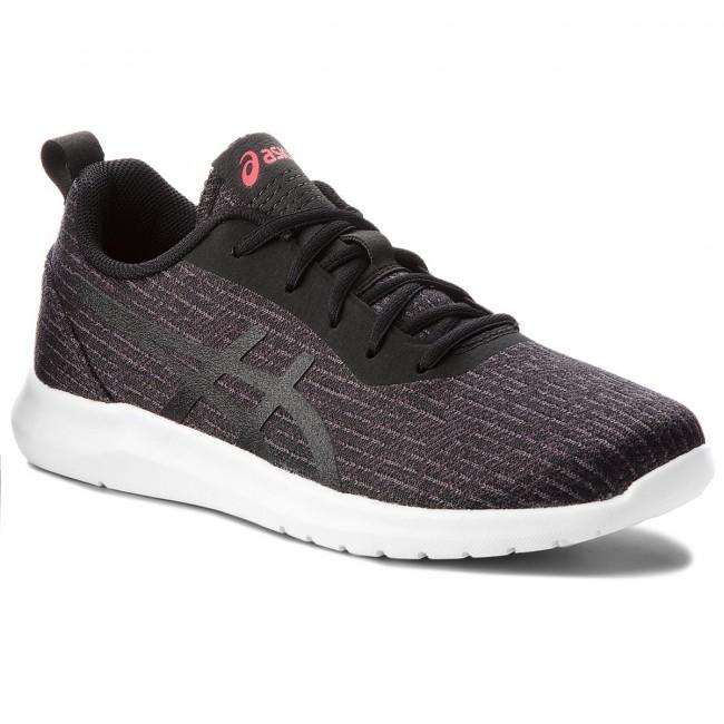 Schuhe ASICS - Kanmei 2 1022A011 Black/Black 001 WYUzxX