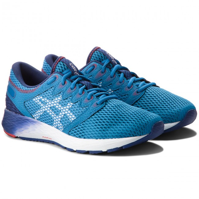 Shoes ASICS RoadHawk FF 2 1011A136 Race BlueWhite 400