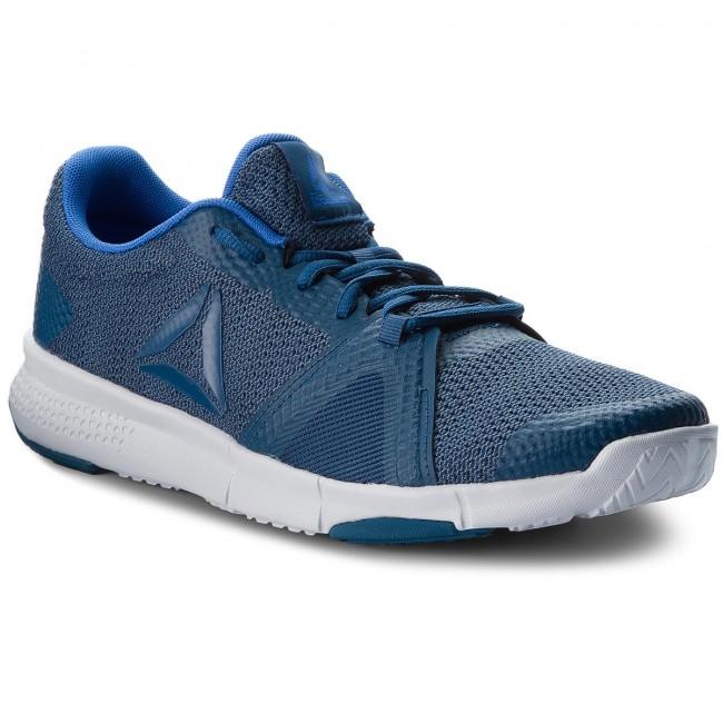 101202f9dbd2be Shoes Reebok - Flexile CN5362 Blue Navy White - Fitness - Sports ...