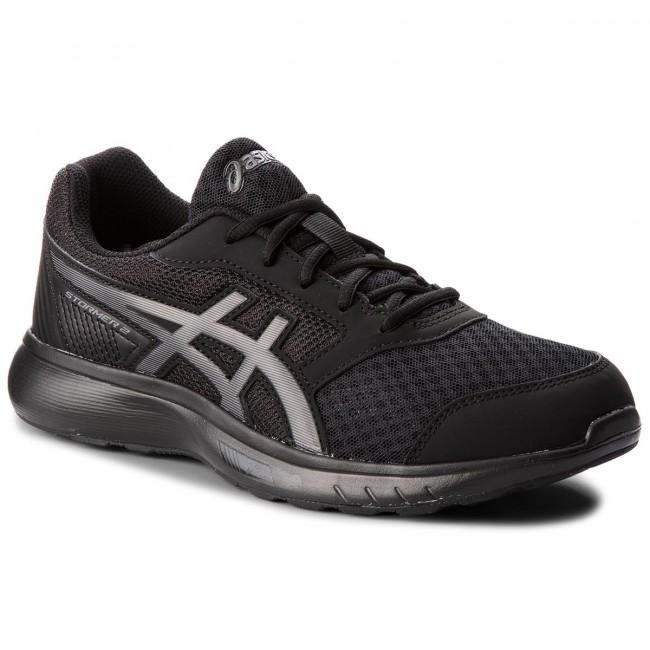 Shoes ASICS - Stormer 2 T843N Black
