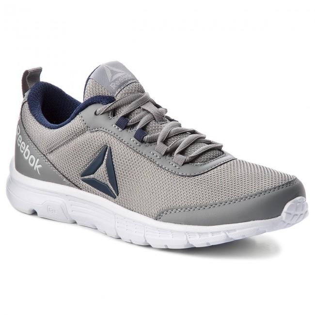 822324e33 Shoes Reebok - Speedlux 3.0 CN5408 We Grey Navy White - Indoor ...