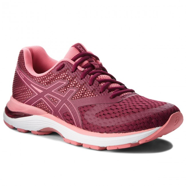 Shoes ASICS - Gel-Pulse 10 1012A010 Cordovan Cordovan 600 - Indoor ... 53a3fbc263062