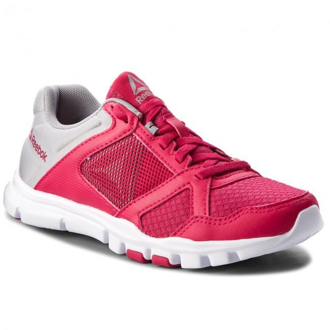 7924f0f6f384 Shoes Reebok - Yourflex Trainette 10 Mt CN5653 Rugged Rose Tin Grey ...