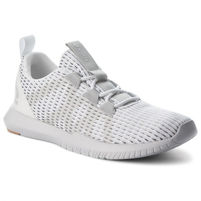 edf8f3954848 Shoes Reebok - Reago Pulse CN7189 White Grey Porcelain Tan - Fitness ...