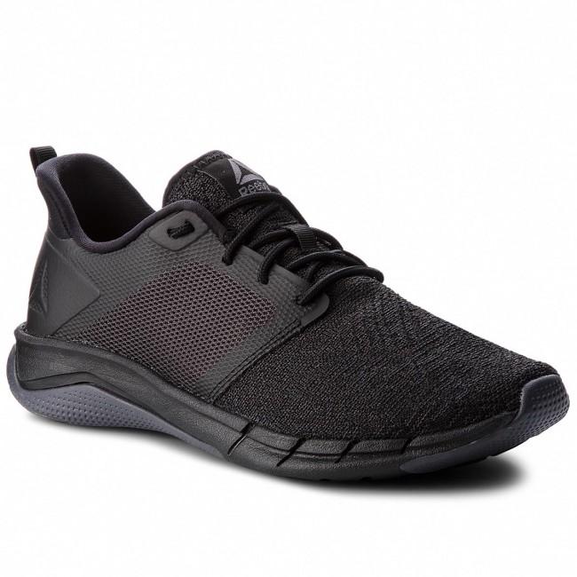 Shoes Reebok - Print Run 3.0 CN2501 Black Ash Grey - Indoor ... 14e85ca2f