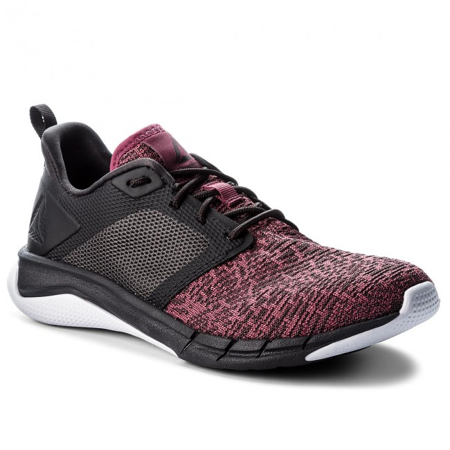 595769dcfe40dd Shoes Reebok - Print Run 3.0 CN4912 Berry Coal White - Fitness ...