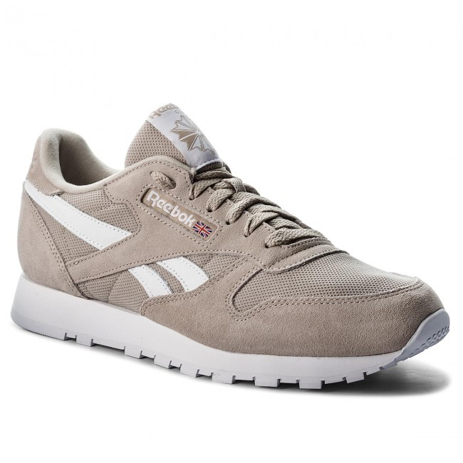 ccbfe1ff2e0c8 Shoes Reebok - Cl Leather Mu CN5016 Parchment White - Sneakers - Low ...