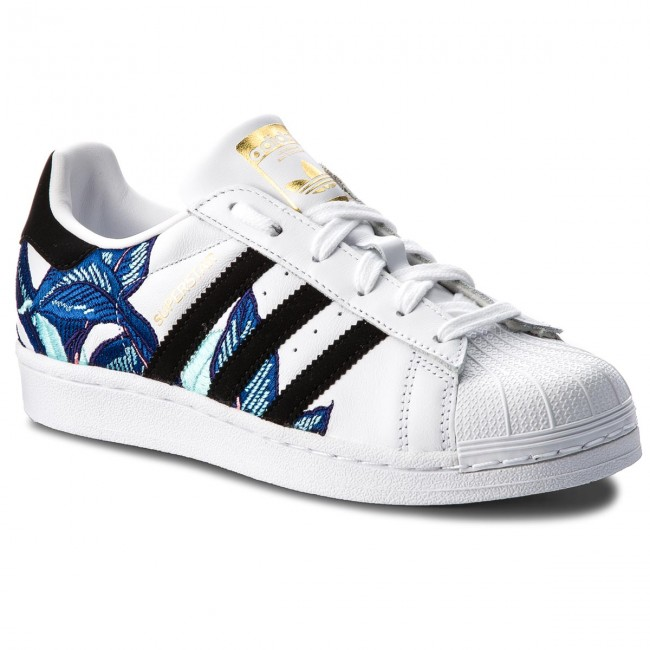 Shoes adidas - Superstar W B28014 Ftwwht/Cblack/Goldmt