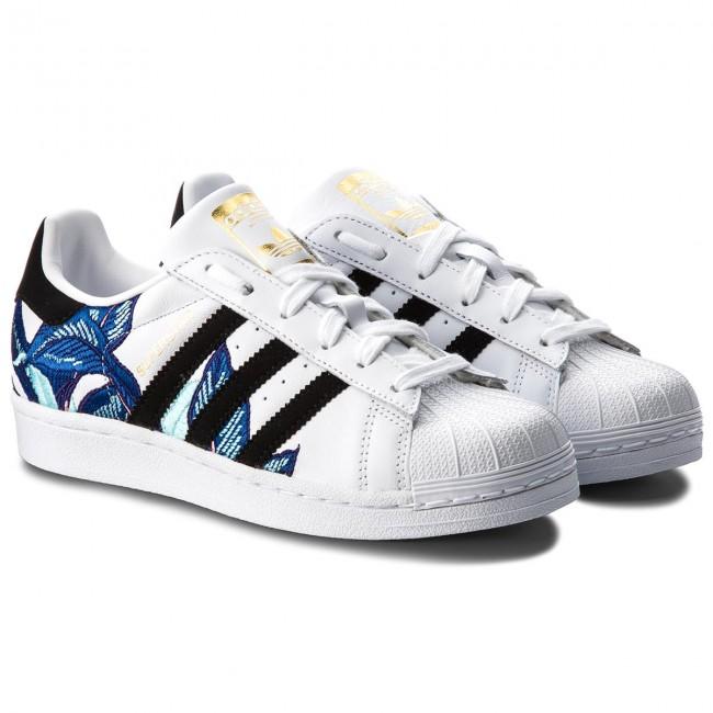 fa82a3d54d0ca Shoes adidas - Superstar W B28014 Ftwwht Cblack Goldmt - Sneakers - Low  shoes - Women s shoes - www.efootwear.eu