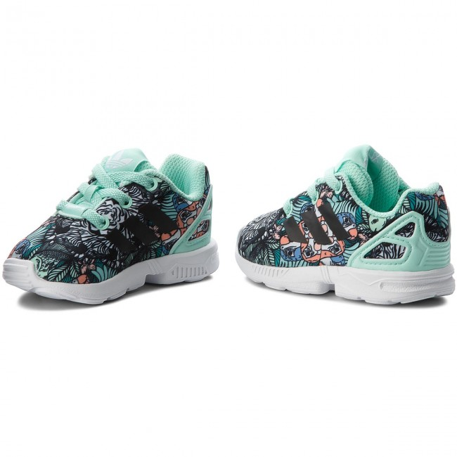 best service eef7d 3f344 Shoes adidas - Zx Flux El I B44720 Clemin Cblack Ftwwht