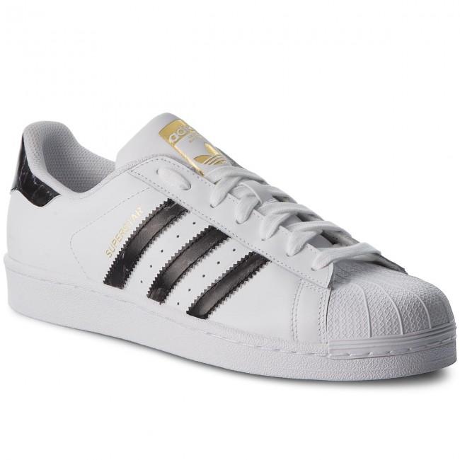 Shoes adidas - Superstar D96799 Ftwwht Cblack Goldmt - Sneakers ... 42d3f7dd9d