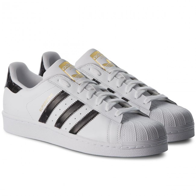 newest cecfd b17f9 Shoes adidas - Superstar D96799 Ftwwht Cblack Goldmt - Sneakers - Low shoes  - Men s shoes - www.efootwear.eu