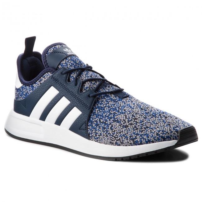 competitive price 465e9 383e8 Shoes adidas - X Plr B37437 Dkblue Ftwwht Cblack - Sneakers - Low ...