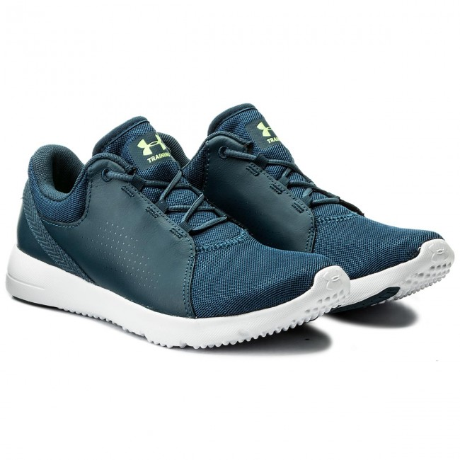 Schuhe Under Armour - Ua W Squad 1296212-918 Tui/wht/qle Ivj3Lls99N