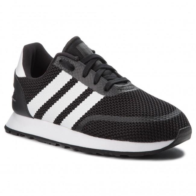 1d7ce56aaf8c7 Shoes adidas - N-5923 C D96694 Cblack Ftwwht Cblack - Laced shoes ...