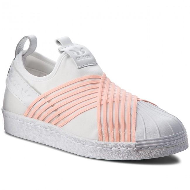 9d15da1541c4b Shoes adidas - Superstar Slip On W D96704 Ftwwht Cleora Ftwwht ...