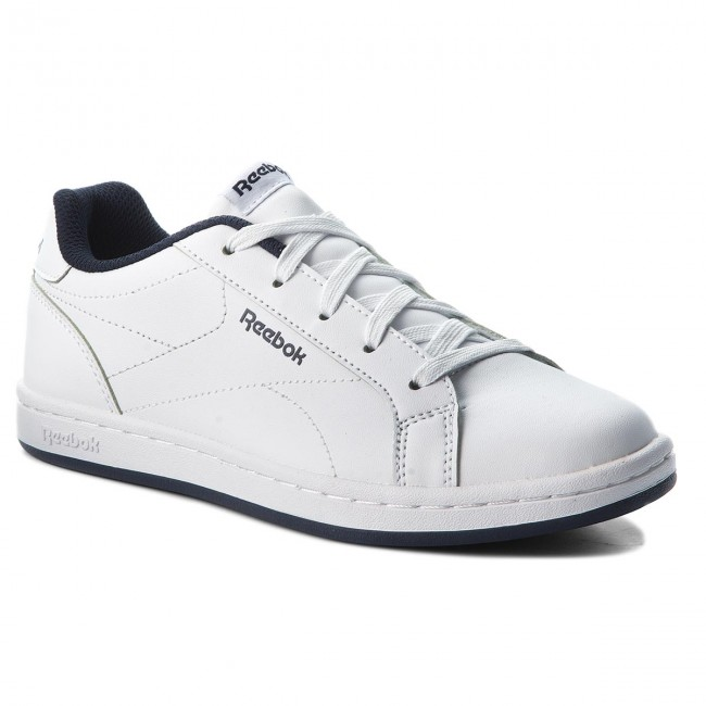 e35495c8126 Shoes Reebok - Royal Complete Cln CN1719 White Collegiate Navy ...