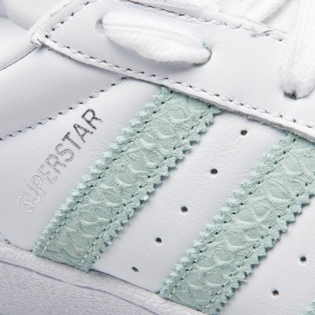 online retailer 41f77 36bda Shoes adidas - Superstar W B41509 FtwwhtAshgrnSilvmt