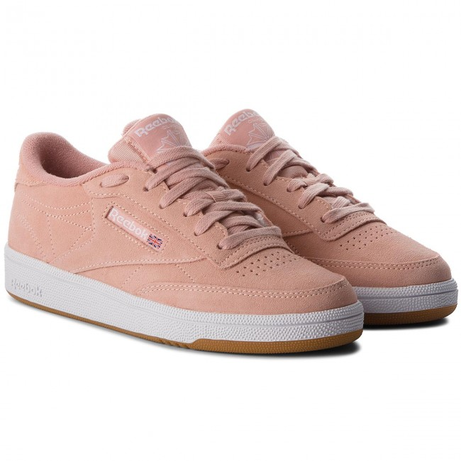 Schuhe Reebok - Club C 85 CN5202 Peach Twist/Gum/White LpyMoZd8