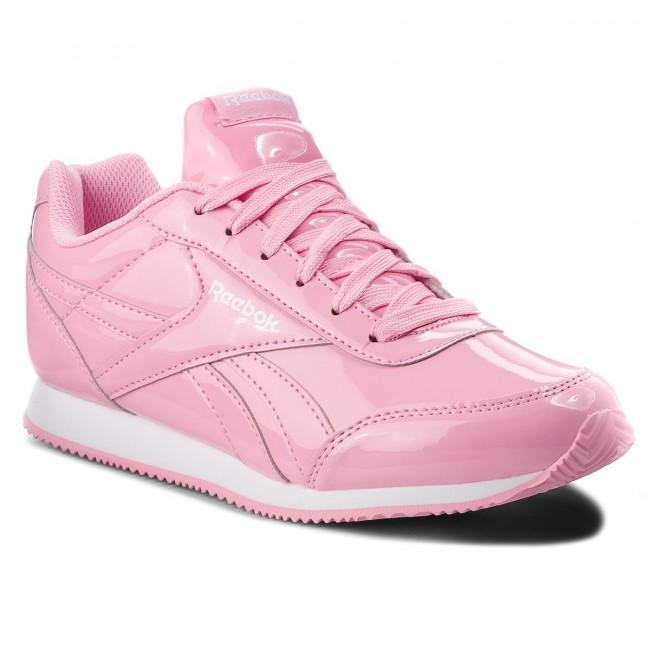 36e736a212c30 Shoes Reebok - Royal Cljog 2 CN4958 Ptnt Light Pink White - Sneakers ...