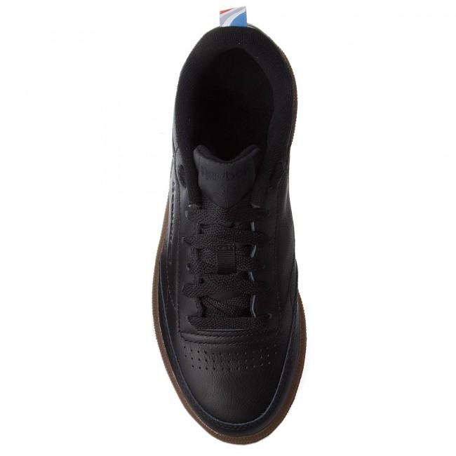 Pantofi Reebok Club C 85 Metallic Mesh CN1514 ChampagneWhite
